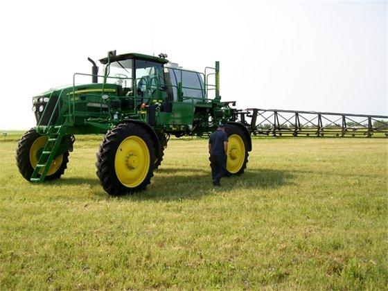 Image of farm equipment