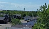 Aerial image of Rosetown