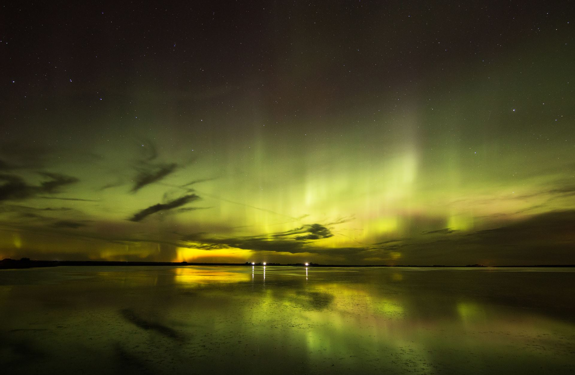 Image of Aurora North of Rosetown