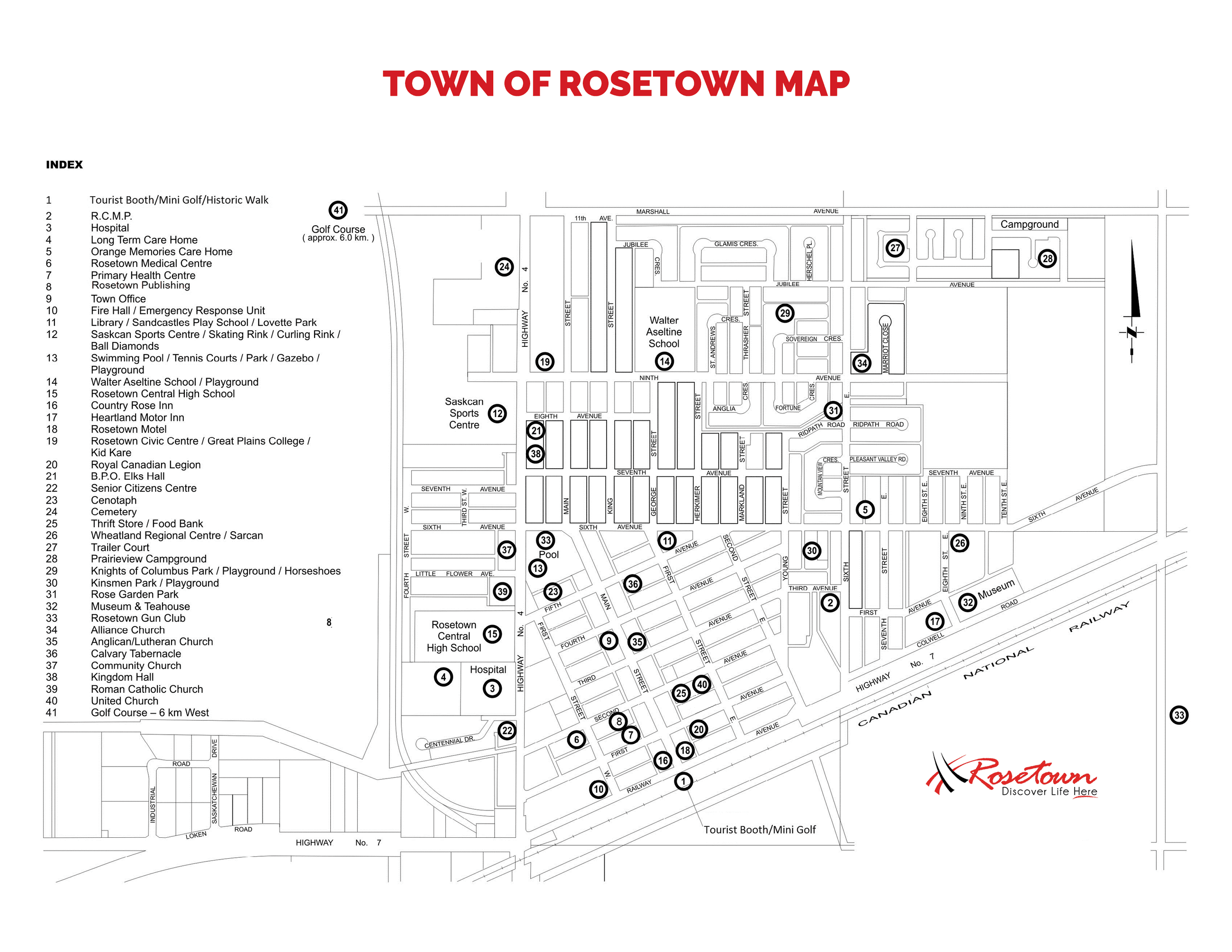 Image of town map