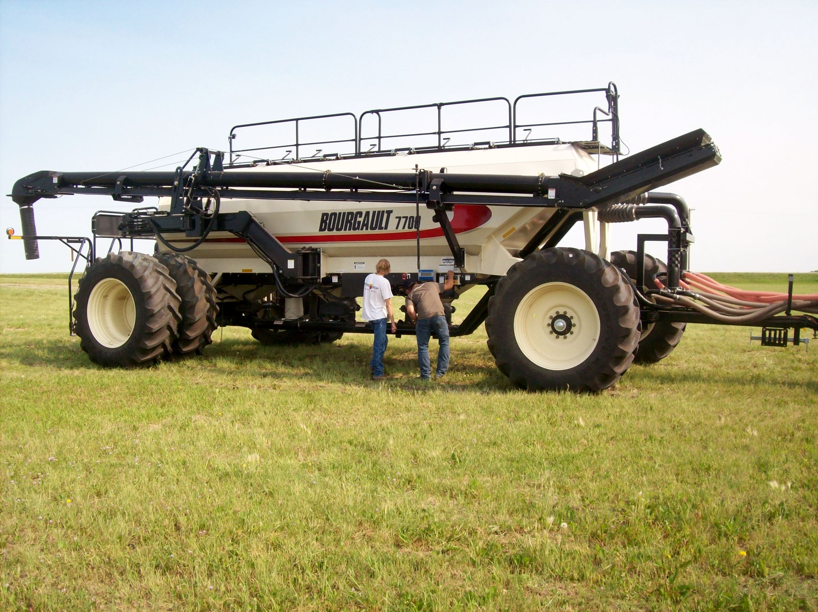 Image of farm equipment
