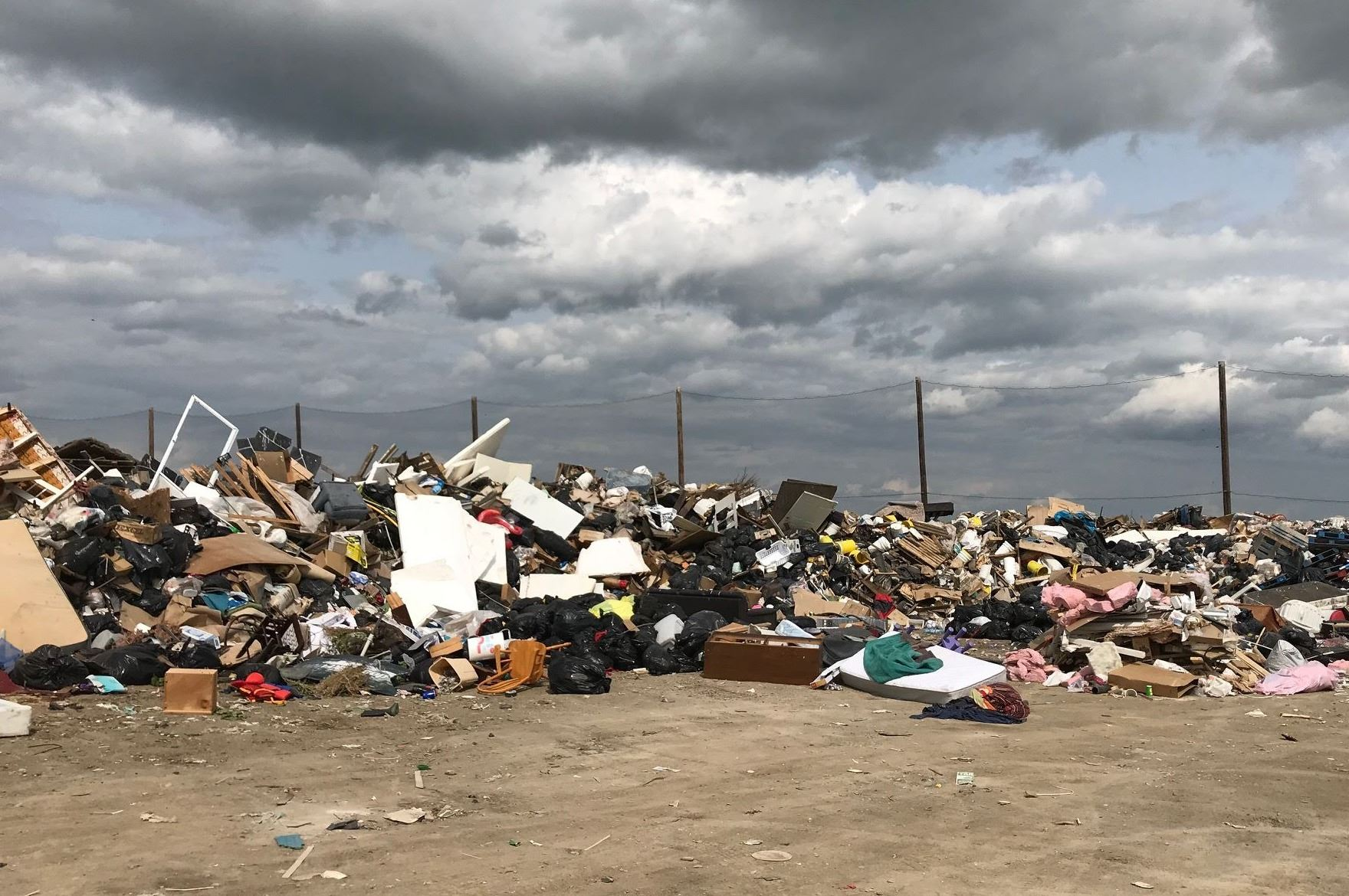 Image of landfill